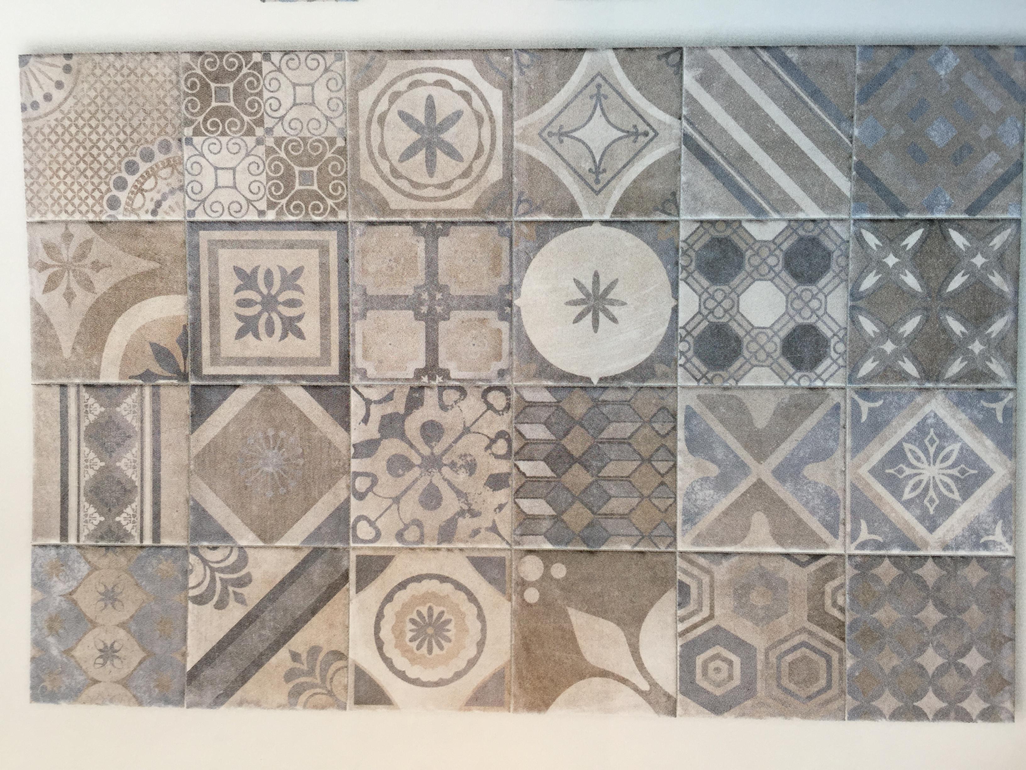 Marshalls Tile Stone New Orleans Bourbon Street Decor Tile