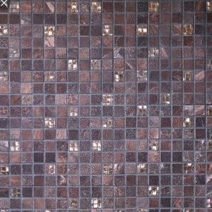 RAK Saran Brown mosaic