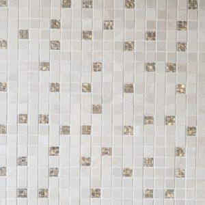 RAK Saran beige mosaic