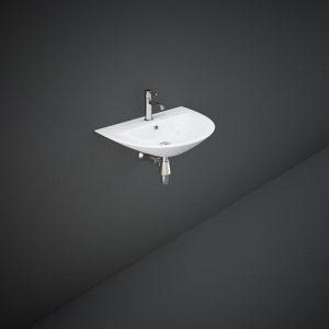 RAK morning wall hung basin 55cm