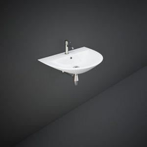 RAK morning wall hung basin 65cm
