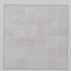 austral blanco mosaico