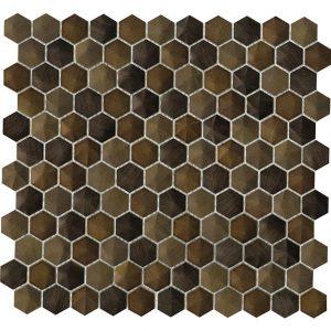 100206470 L241715011 COLORS ALUMINIUM CHOCOLATE 28.5X30.5X0.2
