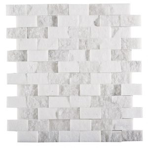 100099431 L119487391 ELITE BRICK WHITES (2.6X4.8) 29X31.5X1.5