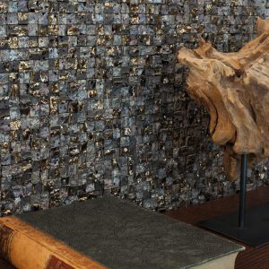 elite lava stone mix mosaic