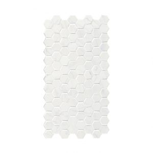100173324 P32192881 FOREST CARRARA BLANCO 31.6X59.2 (A)