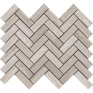 100173881 L241713931 LINES CAMBRIC SILVER WOOD CLAS 26.5X32.5
