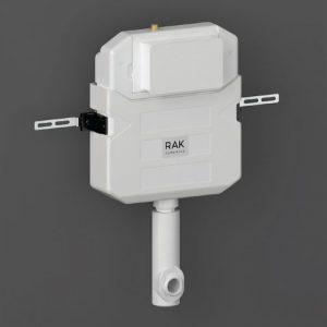 rak eco fix reg concealed cistern 12cm