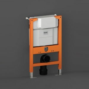 rak ecofix low height cistern & frame