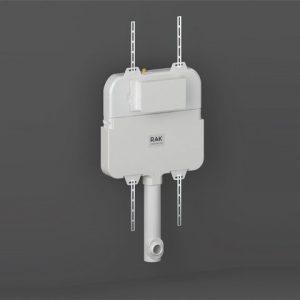 rak ecofix slimline reg concealed cistern