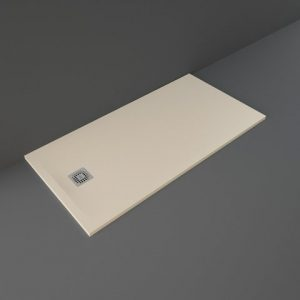 rak feeling shower tray 160x80cm cappucino
