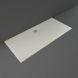 rak feeling shower tray 80x180cm greige