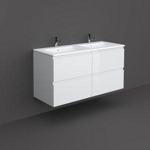 rak pure white 1200 vanity