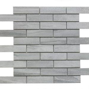 tech marble brick mosaic 288x295mm