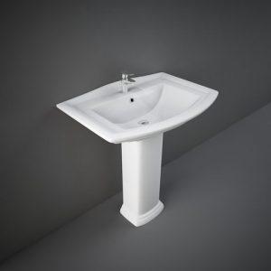 washington 76cm basin