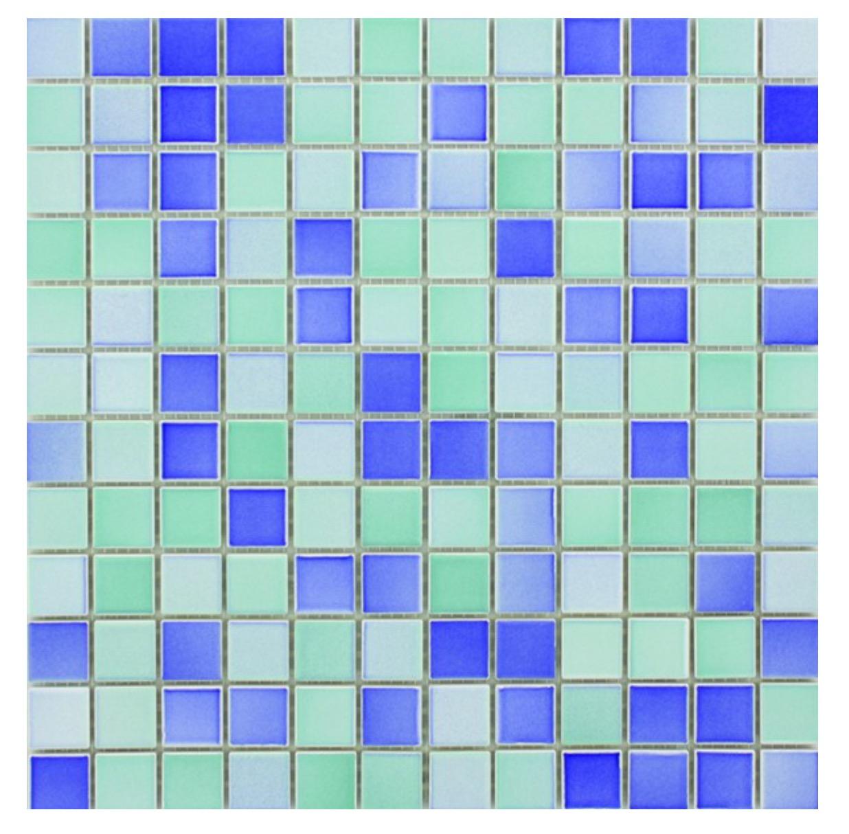 Waxman Ceramics Landscape Mosaic – Waterfall Mix-81 297mm x 297m11m ...